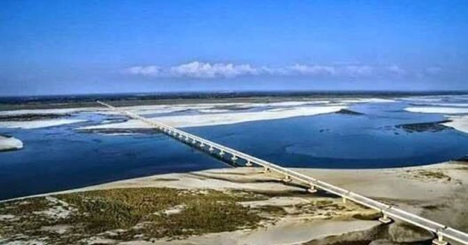 5 interesting facts about India's longest bridge, Inauguratedby PM Narendra Modi on 26th May