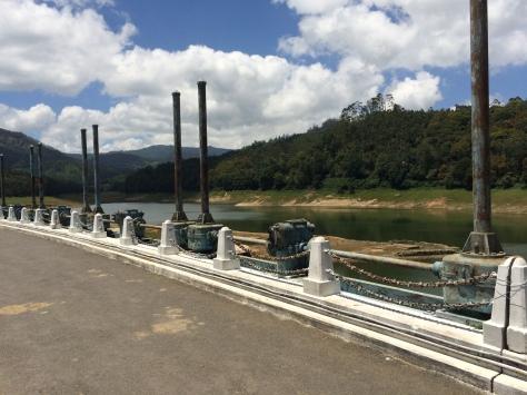 Kundala Dam Munnar - somecolorsoflife