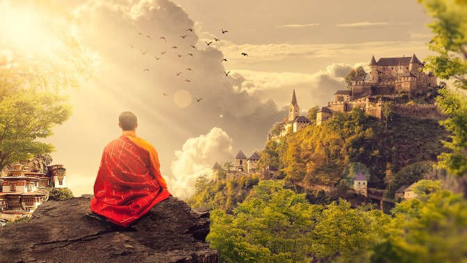 Some ecstatic destinations best for meditation